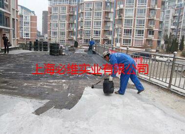 必维防水堵漏工程案例