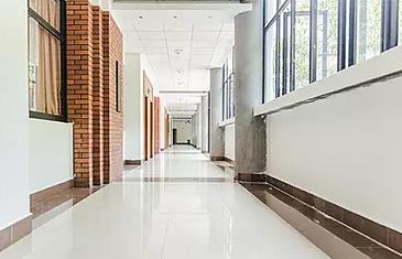 教学楼走廊