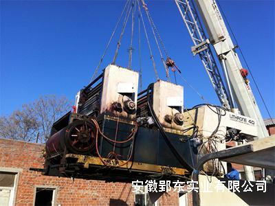 合肥设备搬运公司的案例