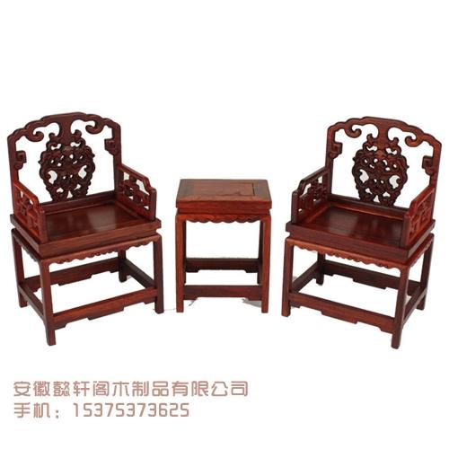 木雕家具案例展示