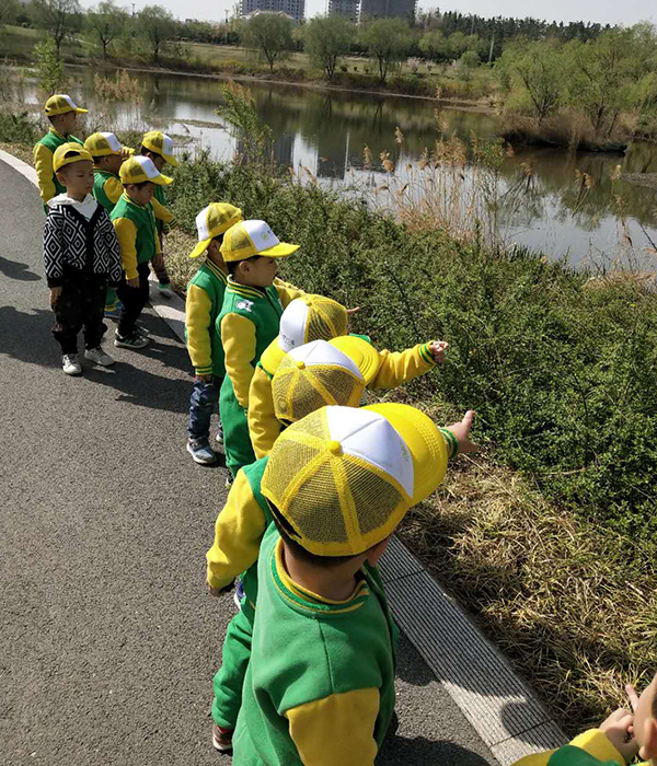 安丘双语幼儿园环境展示