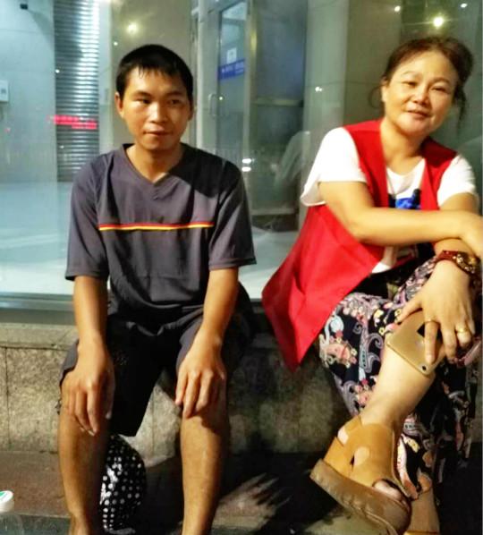 流浪他乡,粤黔志愿服务接力让爱回家。