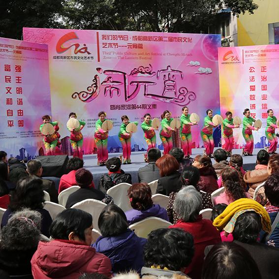 成都市民文化节