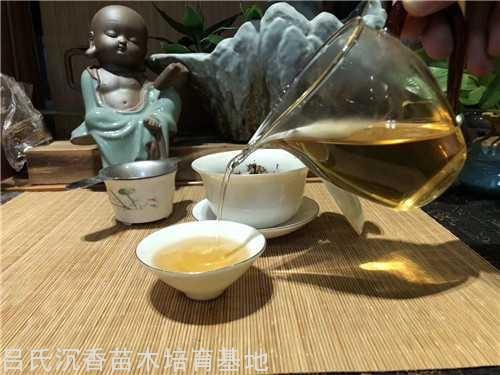 金砖彩票网普洱茶茶汤