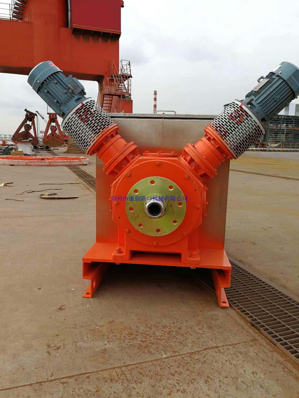 新式磁滞式高压电缆卷筒T3C-[J2D-4]*2R-X