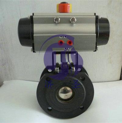意大利Q671F-16C气动球阀
