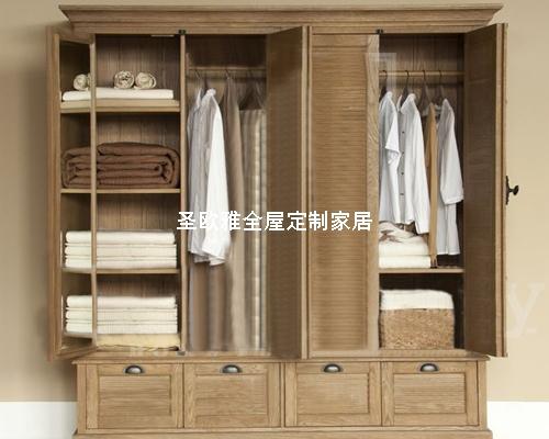 衣柜案例展示
