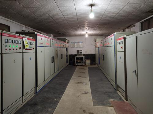 瀏陽天河紙業低壓配電室清掃完成