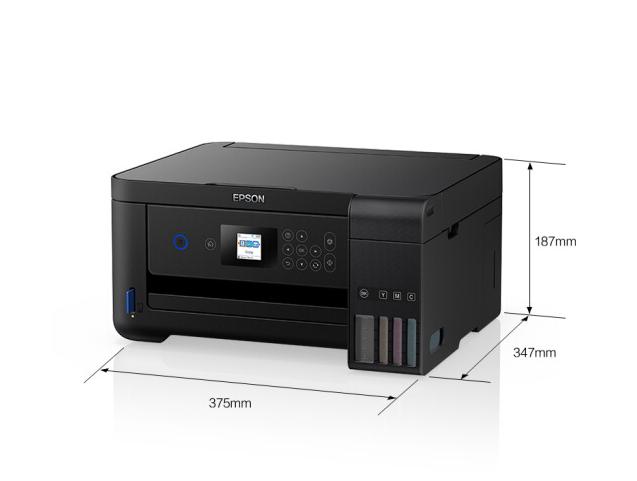 爱普生L4168 彩色无线多功能一体机打印 复印 扫描 wifi 自动双面