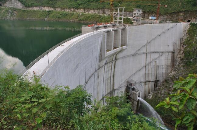 黄花寨水电站