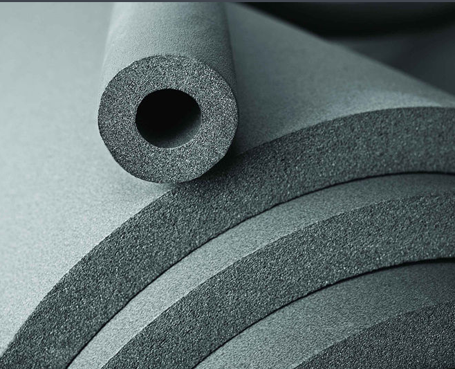 5mm橡塑板保温隔声