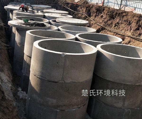 江蘇天寶置業化糞池工程