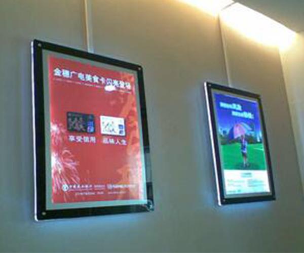 合肥广告灯箱有哪些分类
