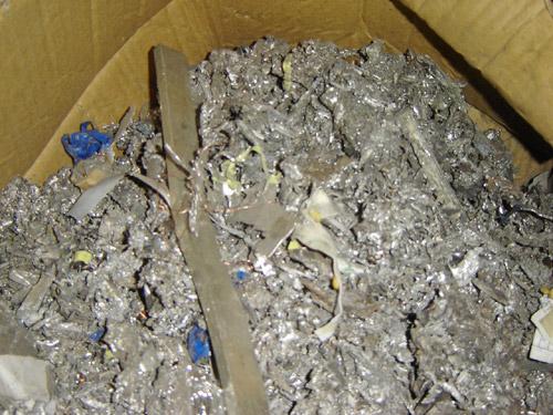 废锡渣回收