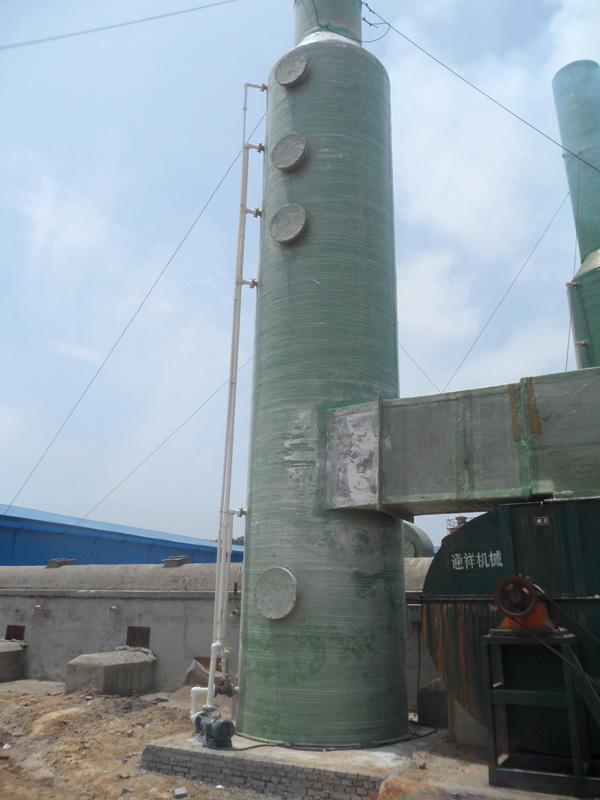 新型砖厂脱硫塔