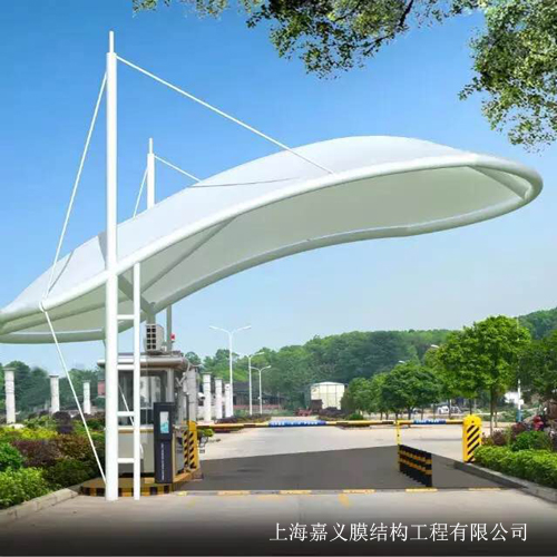 膜结构交通设施案例展示