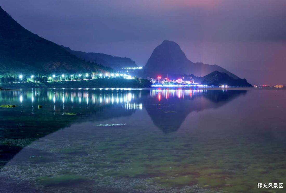 景区夜景001