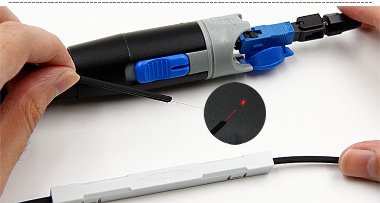 光纤对接子使用方法步骤4