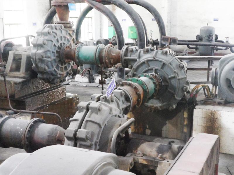 HH渣浆泵钼业