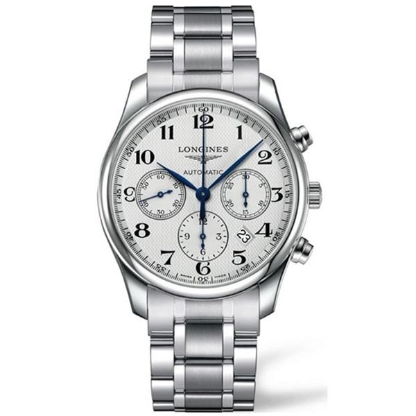 【JF厂】浪琴Longines名匠系列7750机芯多功能计时手表