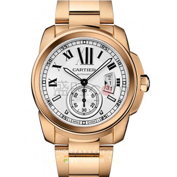 【JF厂】卡地亚CALIBRE 卡利博系列W7100015腕表