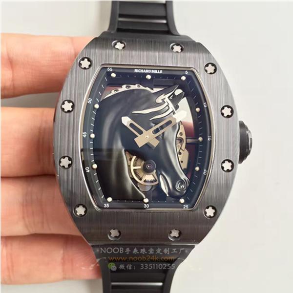 【KV厂】理查德米勒里查德米尔RM 52-01马头机械腕表