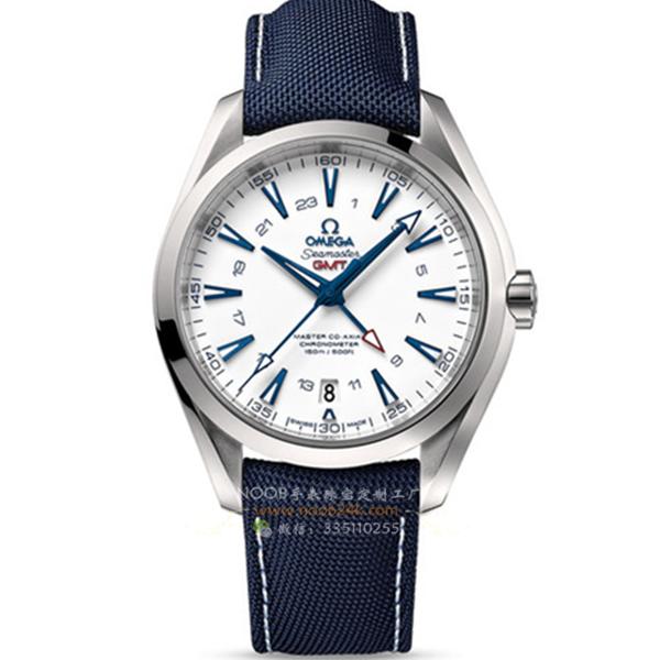 【BF厂】欧米茄海马GMT系列231.92.43.22.04.001男士瑞士腕表