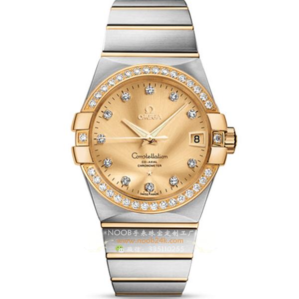 【3S厂】欧米茄星座系列123.25.38.21.58.001男士机械腕表手表复刻表