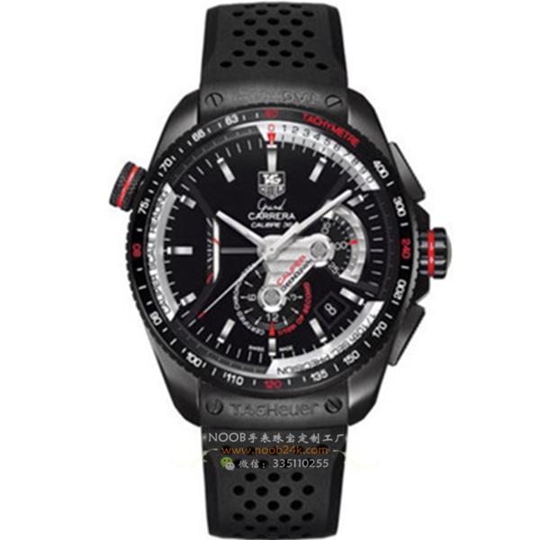 【V6厂】豪雅超级卡莱拉系列CAV5185.FT6020计时腕表
