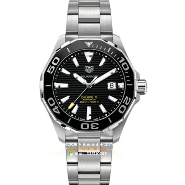 【MK厂】泰格豪雅竞潜系列WAY201A.BA0927瑞士机械腕表
