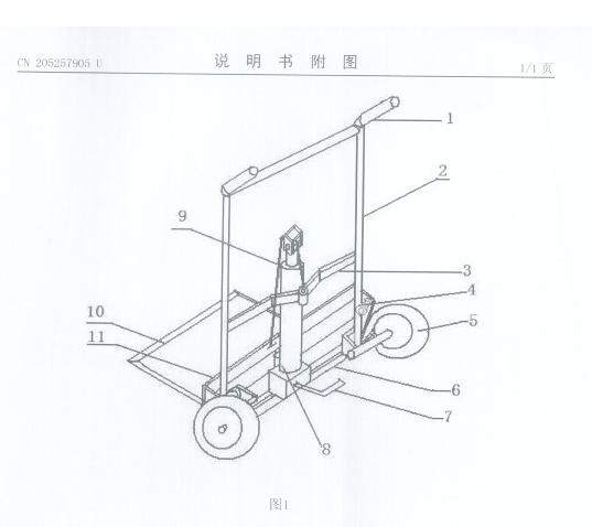 可升降輕便搬運車-充氣輪胎 圖1.png