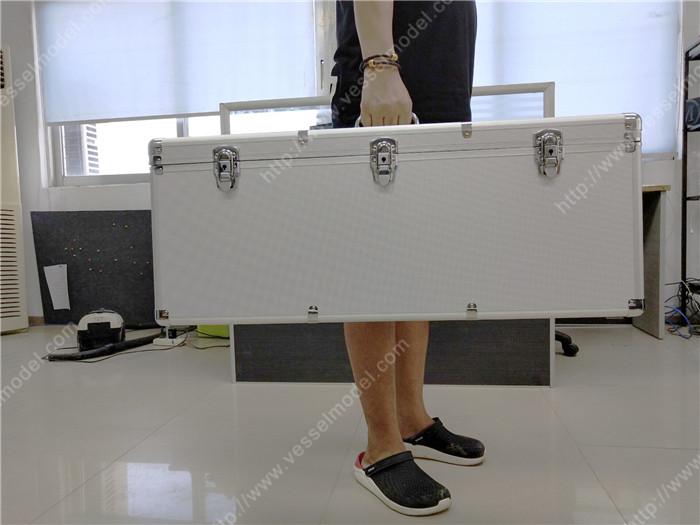 65cm漣鋼散雜貨船模型_雜貨船模型_海藝坊船舶模型制作