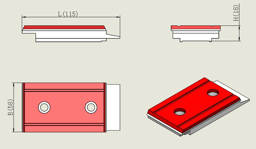 SM-010101 豪邁款鋁面板