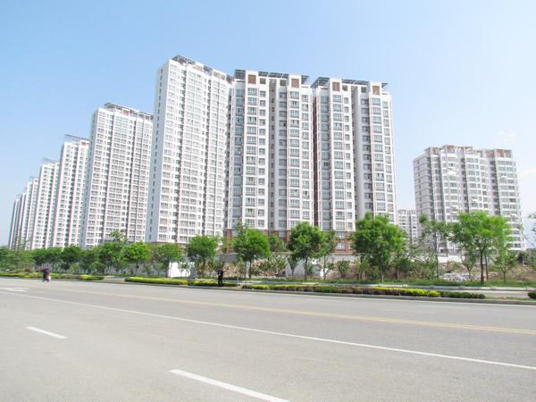 泰安高鐵新區A區保障房32#樓(魯班獎)