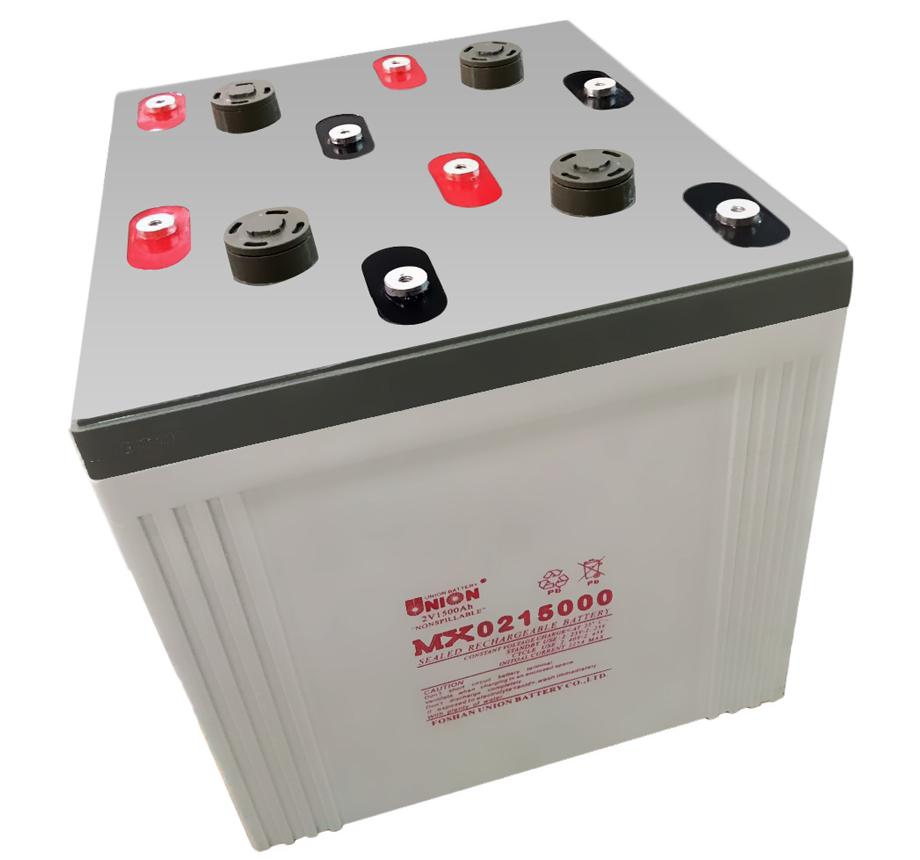 2V系列(电讯、电力)AGM电池2V1500AH