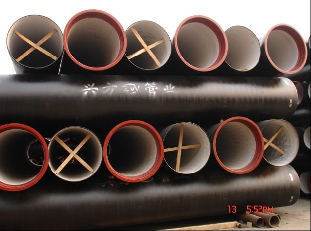 球墨铸铁管的特性