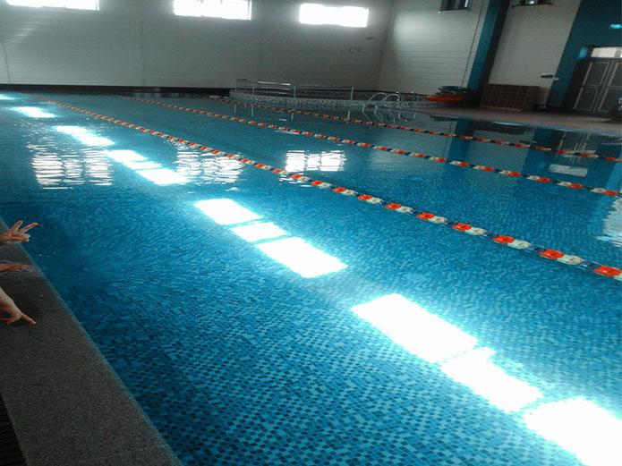 天津葛沽镇影视基地游泳池项目