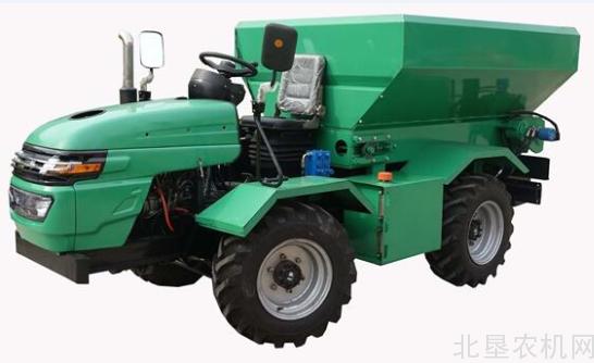 天盛ZZSF系列自走式撒肥车