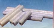 线缠绕式精细过滤器的结构