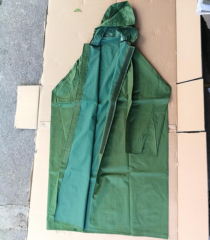 化纖長雨衣