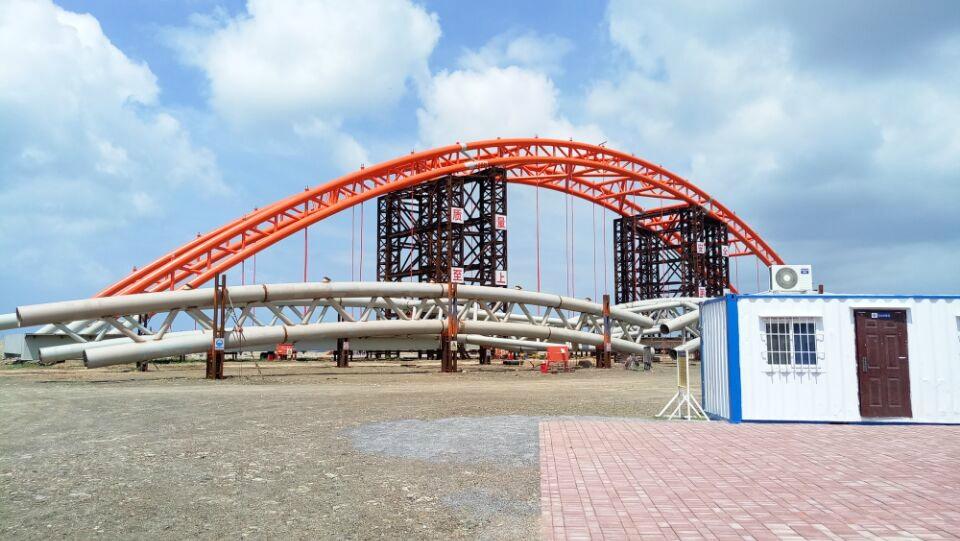 恒力石化(大连)码头工程