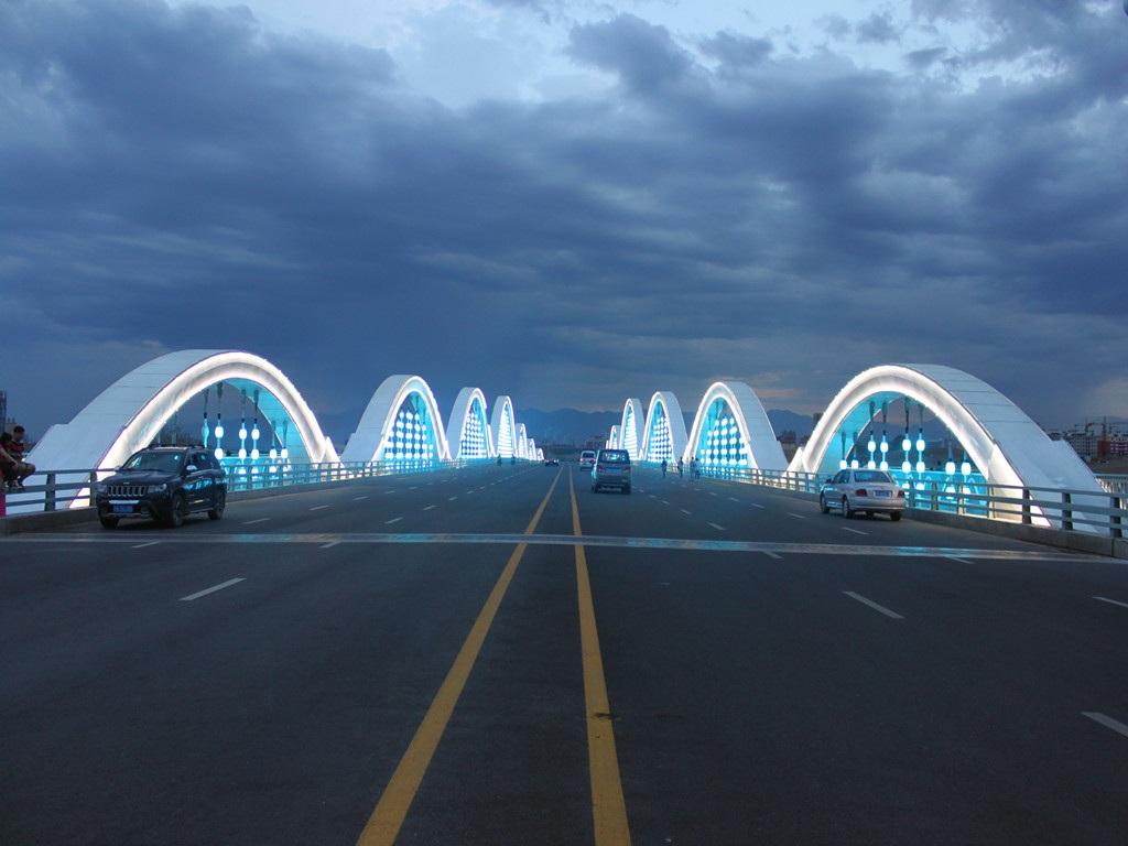 新疆博乐桥