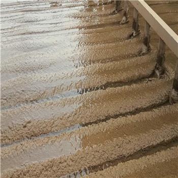 洗沙用絮凝剂带式机使用效果