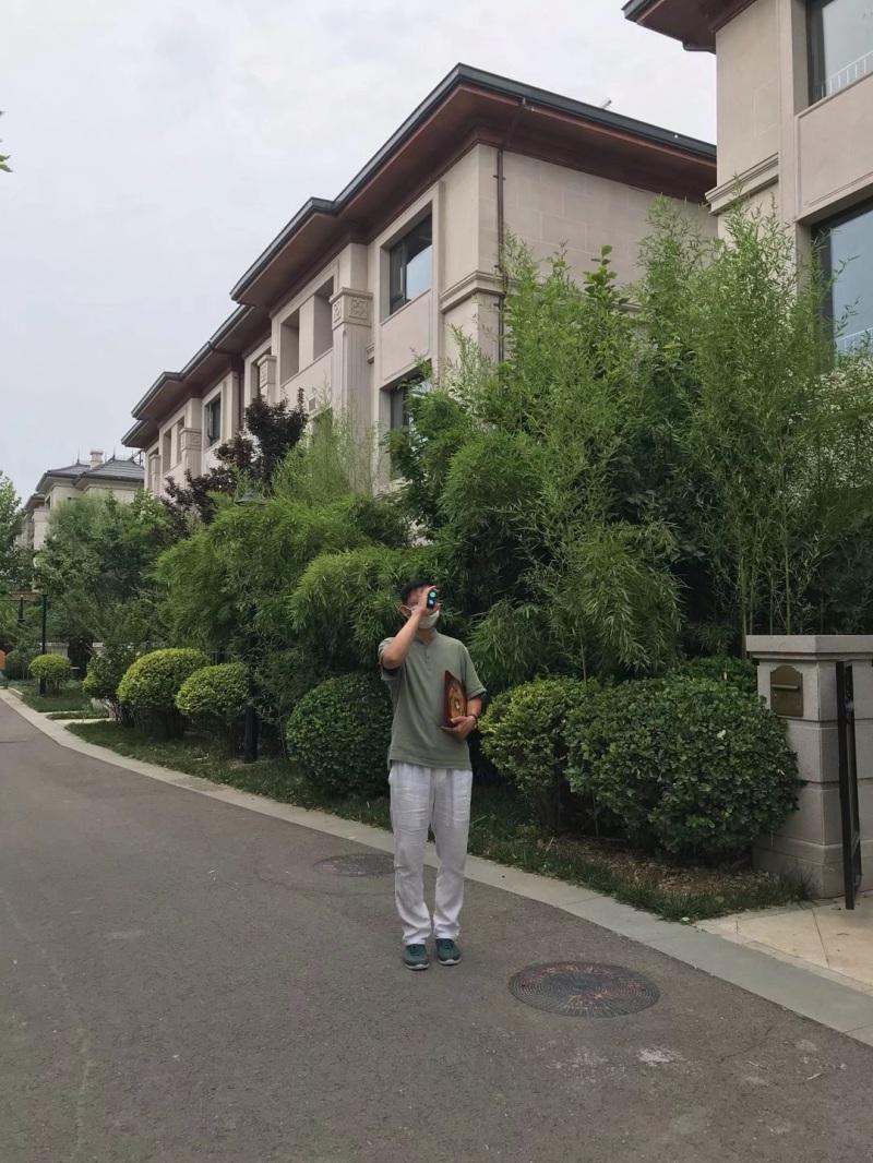 北京别墅勘测
